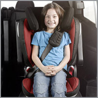 Rent a Car Bulgaria - Booster seat